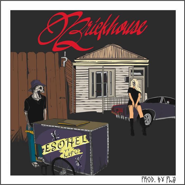 Brickhouse ft. Kap G cover art