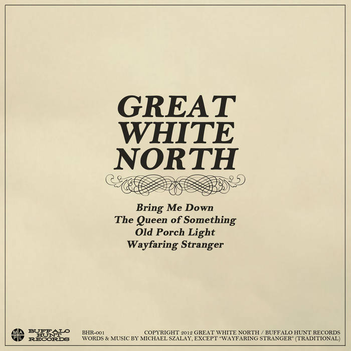 Great White North EP cover art