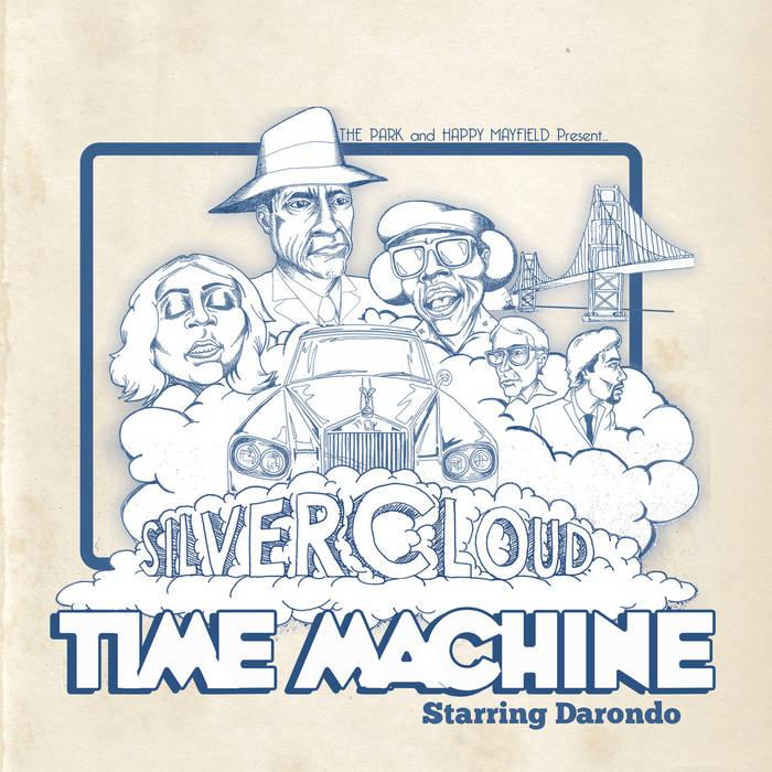 Silver Cloud Time Machine cover art