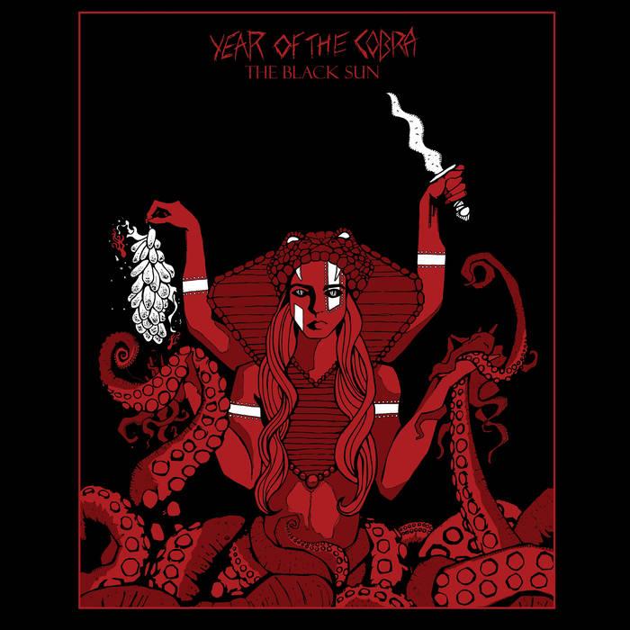 The Black Sun EP cover art