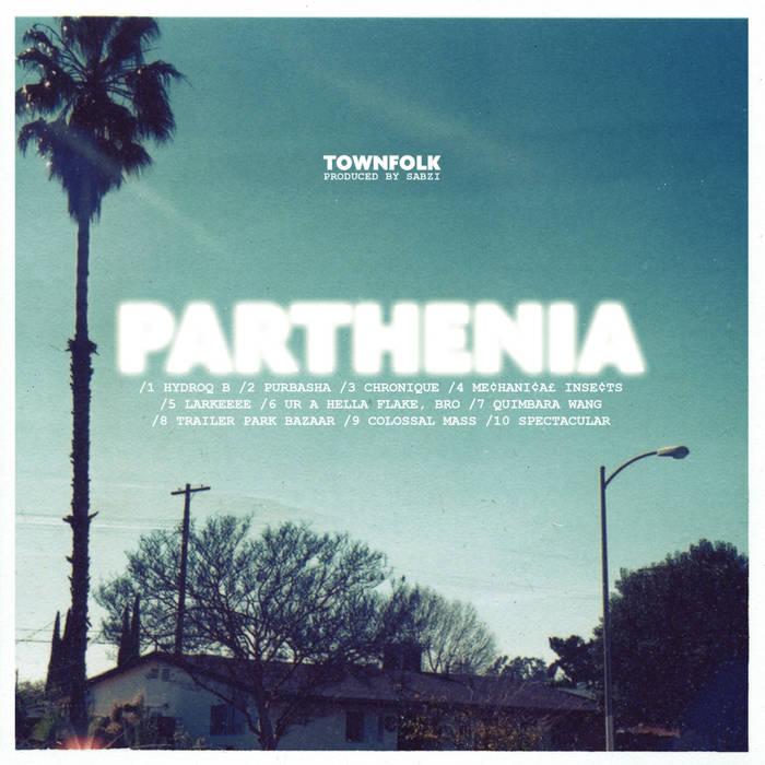 PARTHENIA cover art