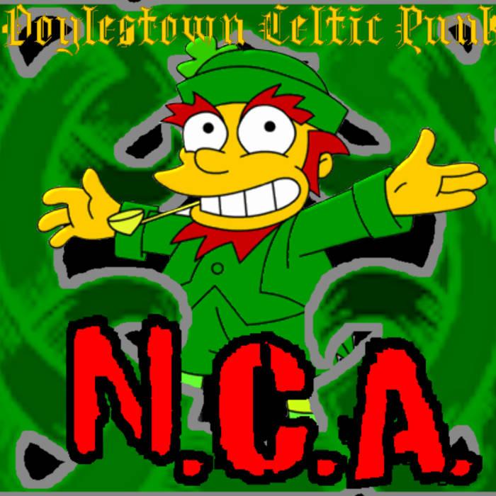 N.C.A. cover art