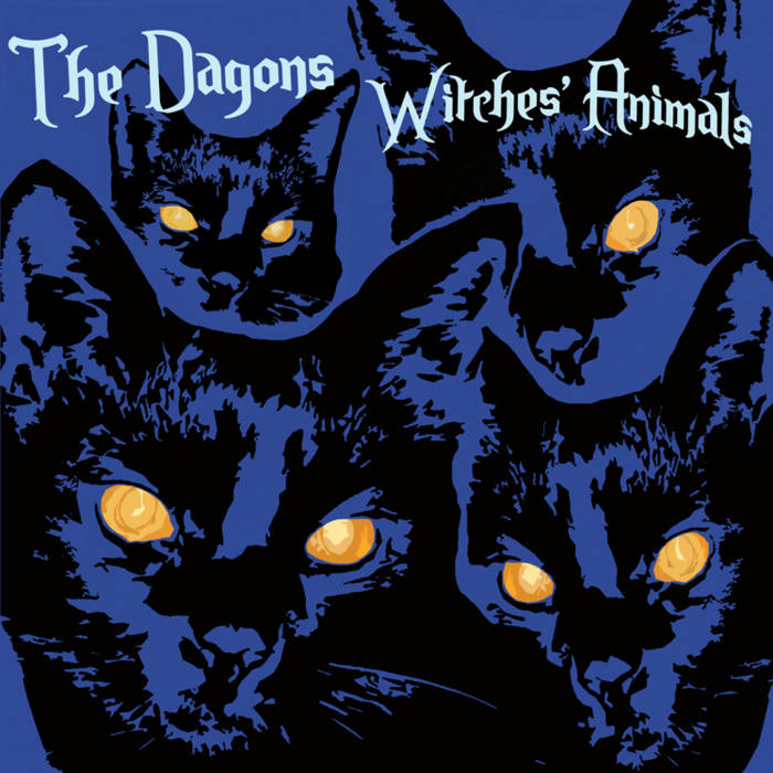 WITCHES' ANIMALS cover art