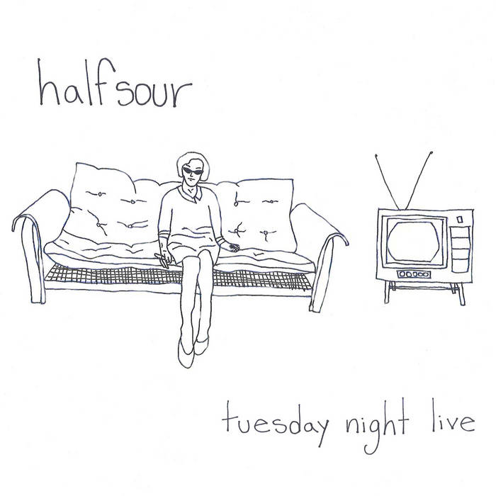 Tuesday Night Live cover art
