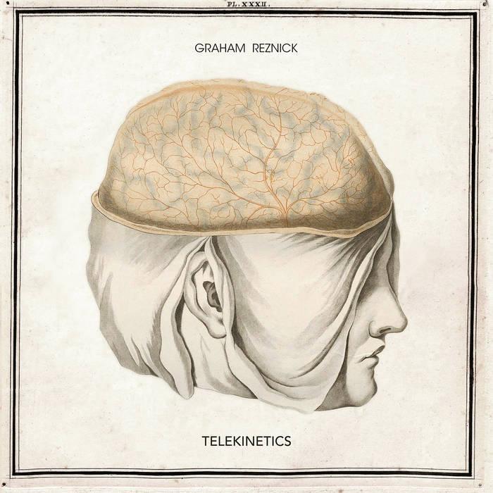 TELEKINETICS cover art
