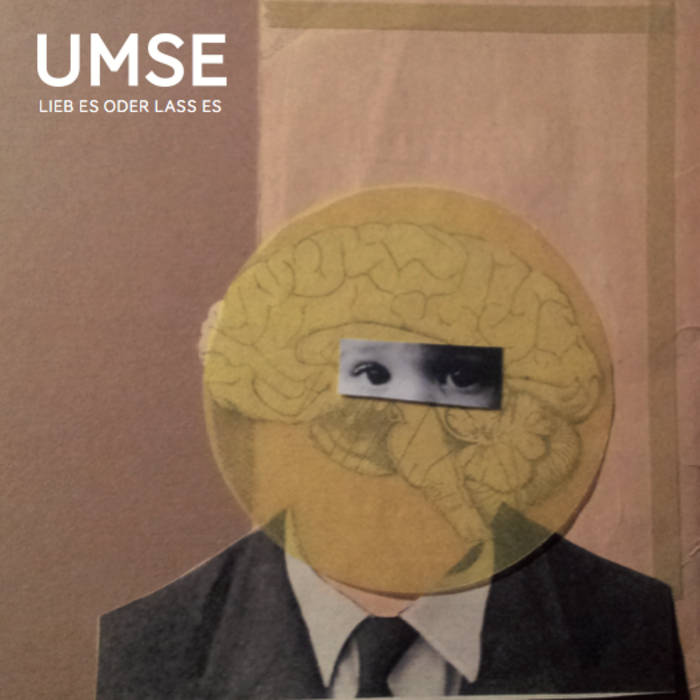 Lieb es oder lass es EP cover art