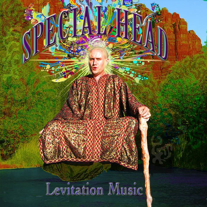 Levitation Music cover art