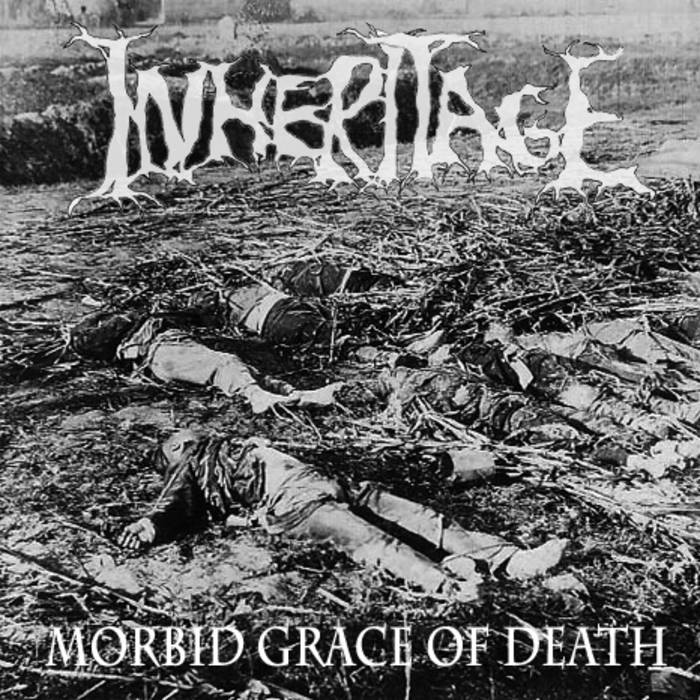 Morbid Grace of Death cover art