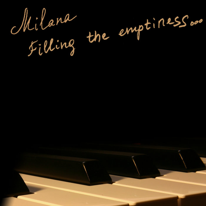 Filling the emptiness cover art