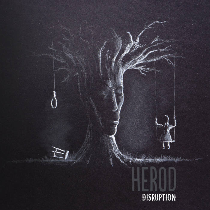 Disruption cover art