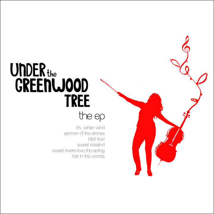 Under The Greenwood Tree - The EP cover art