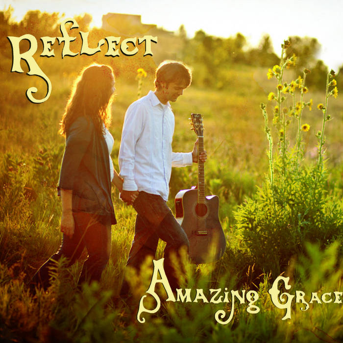 Reflect Amazing Grace (Backing Tracks) cover art