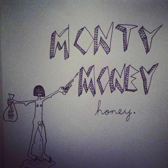 Monty Money cover art