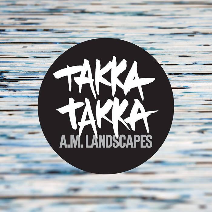 A.M. Landscapes cover art