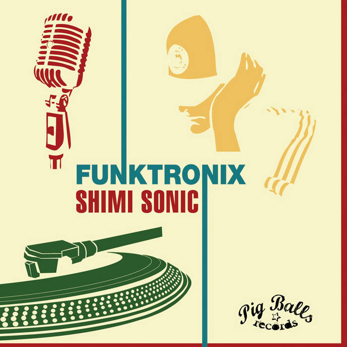 Funktronix cover art