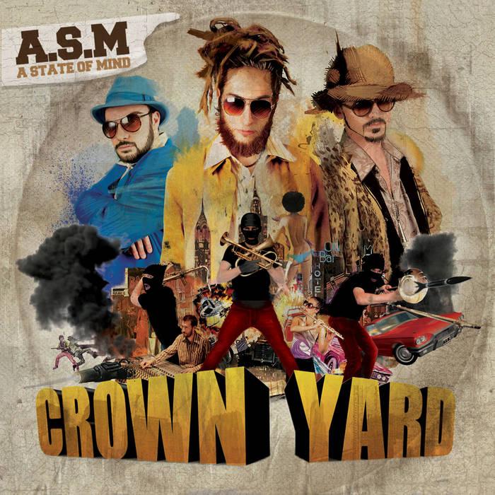 CROWN YARD cover art