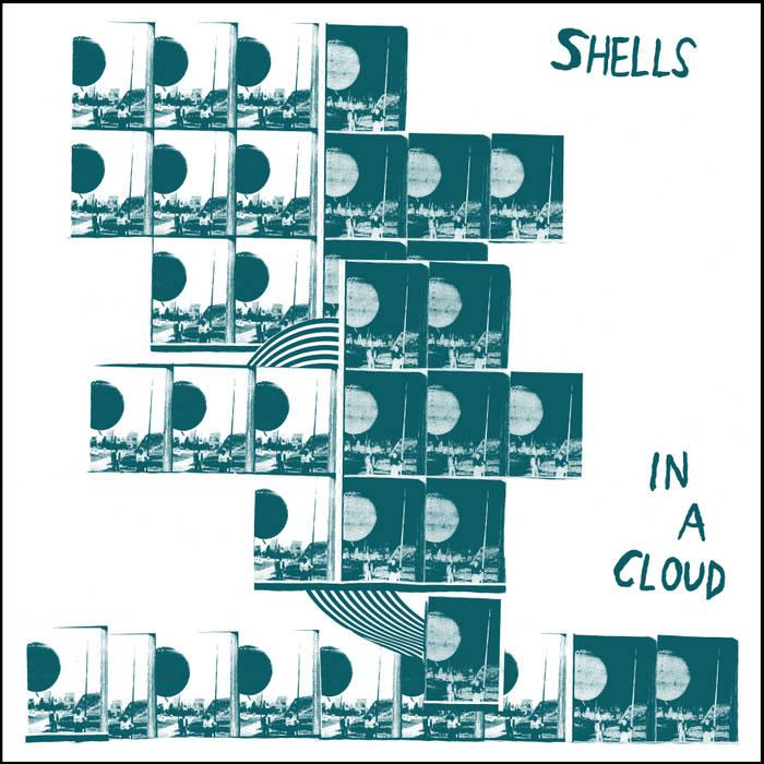 "SHELLS ""IN A CLOUD"" cover art"