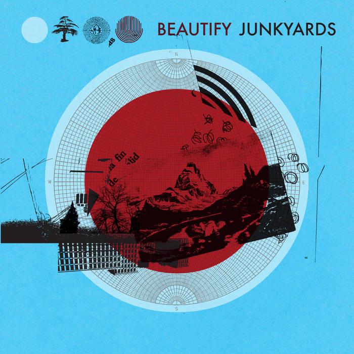 Beautify Junkyards debut album cover art