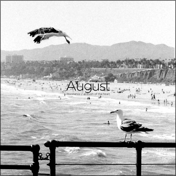 Dissonance EP cover art
