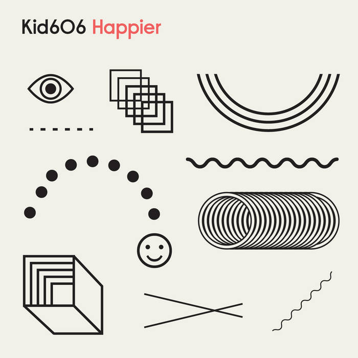 Happier EP (2014) cover art