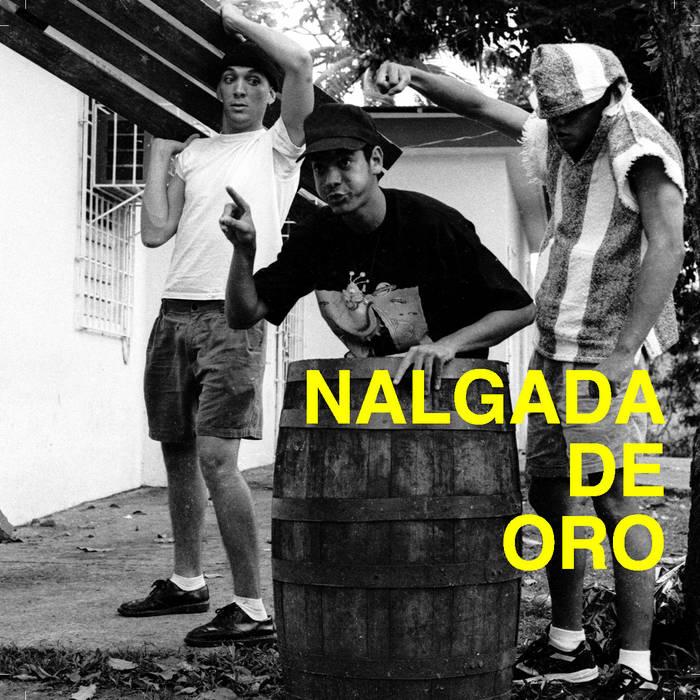 Nalgada de Oro cover art