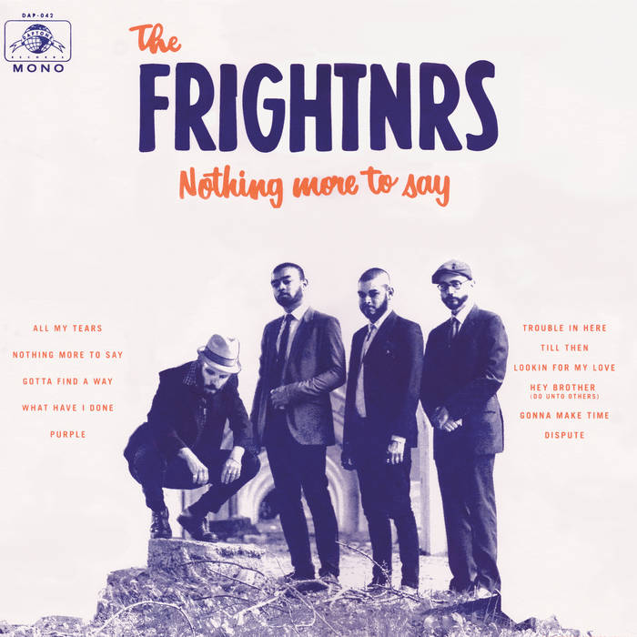 The Frightnrs - Nothing More To Say cover art