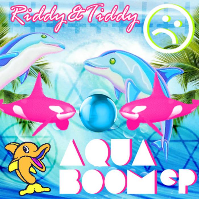 Aqua Boom EP cover art