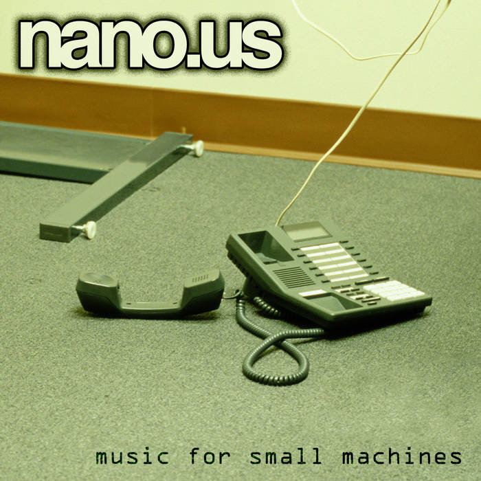 music for small machines cover art