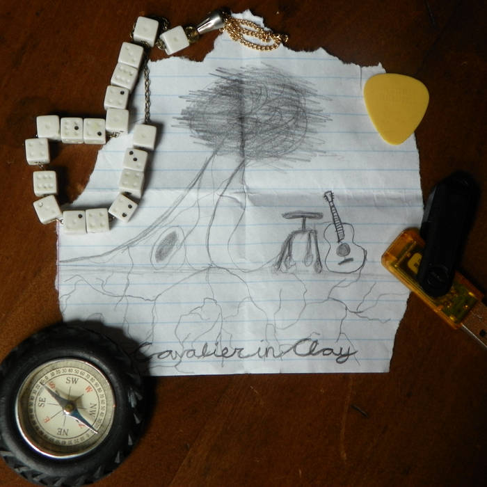 Creaky Old Piano Stool cover art
