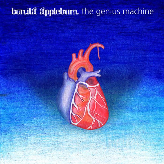 The Genius Machine cover art