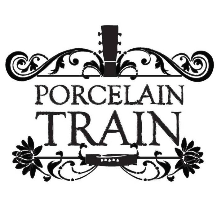 Porcelain Train cover art