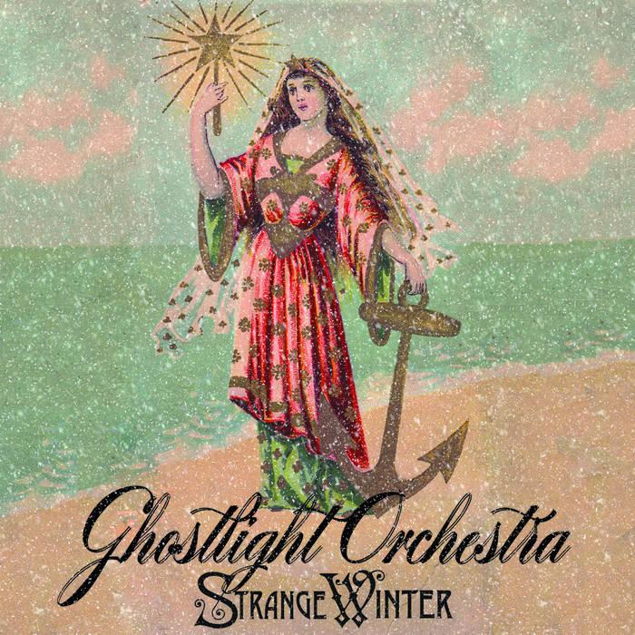 Strange Winter cover art