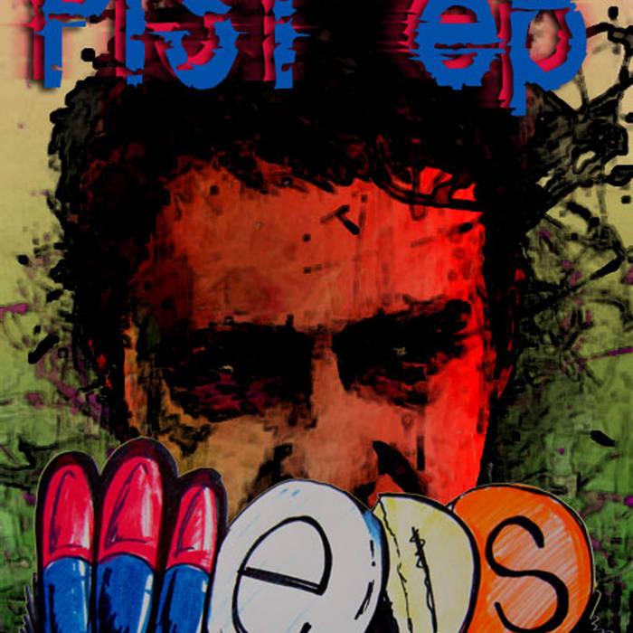 PIST EP cover art