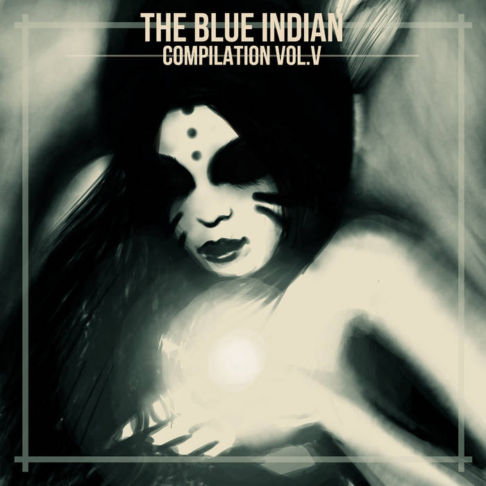 TheBlueIndian.com Compilation Vol. 5 cover art