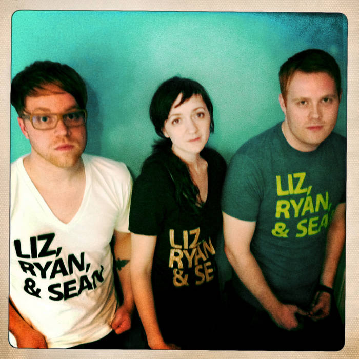 Liz, Ryan, & Sean cover art