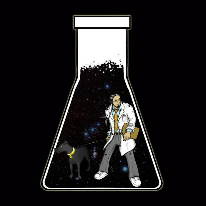 The Black Lab Mixtape cover art