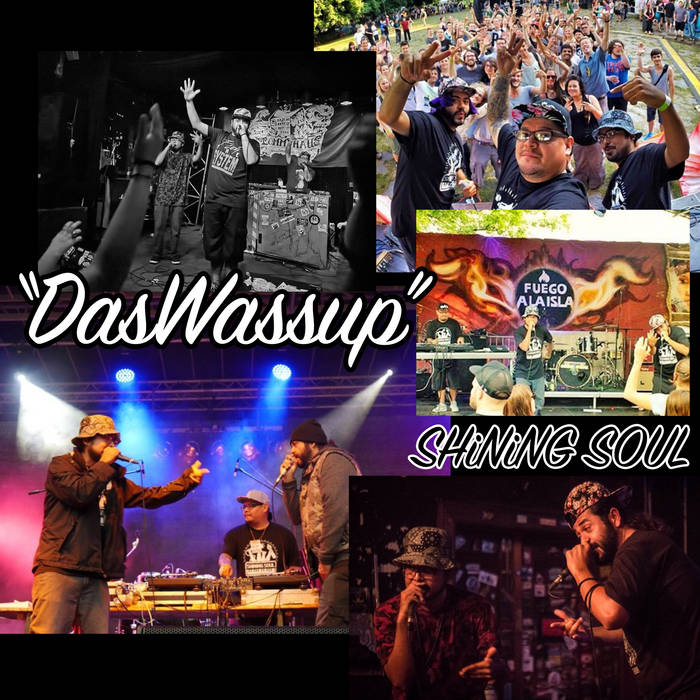 Das Wassup Ft. DJ Reflekshin cover art