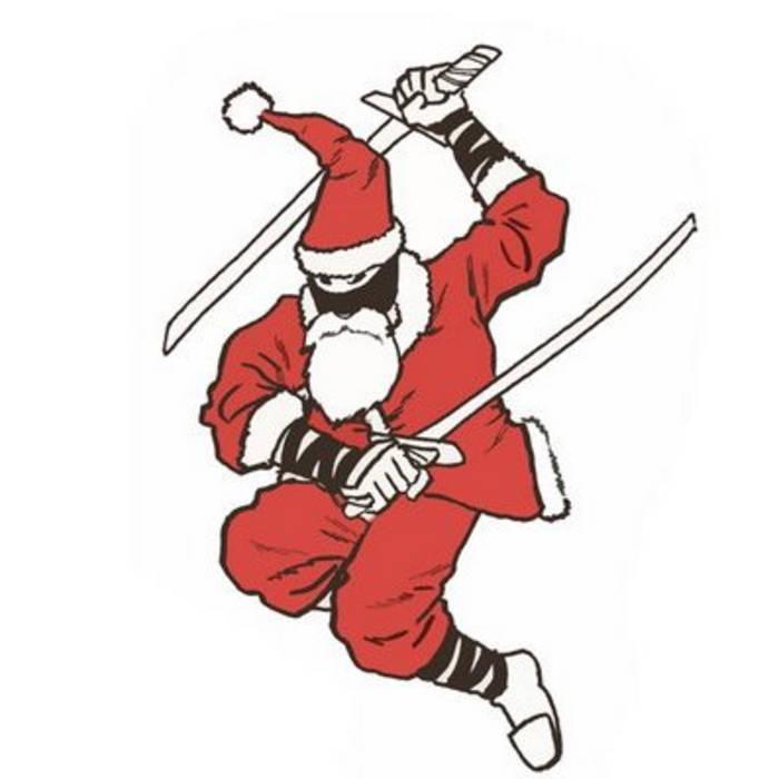 A Ninja Christmas Megamix cover art