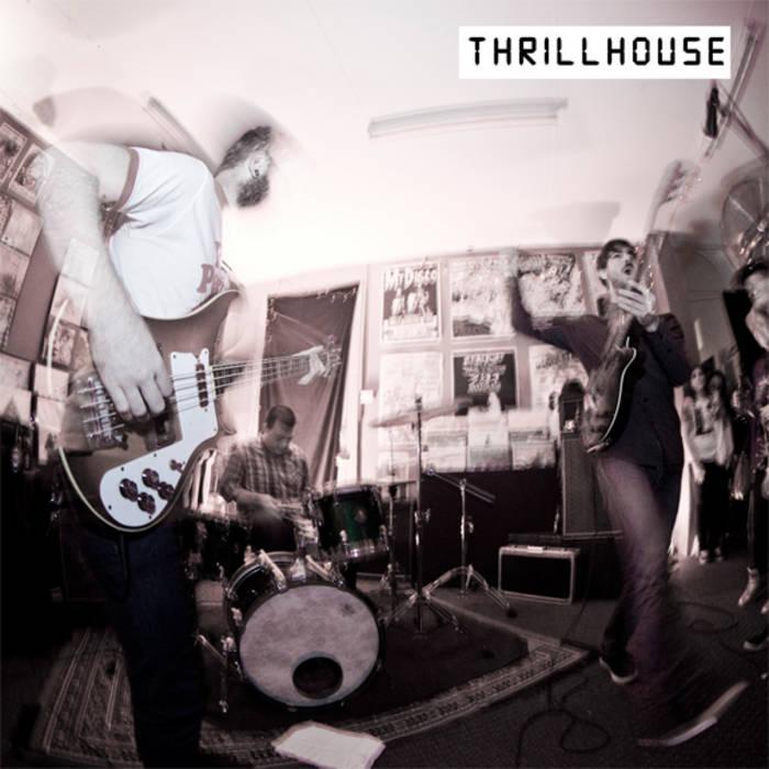THRILLHOUSE cover art