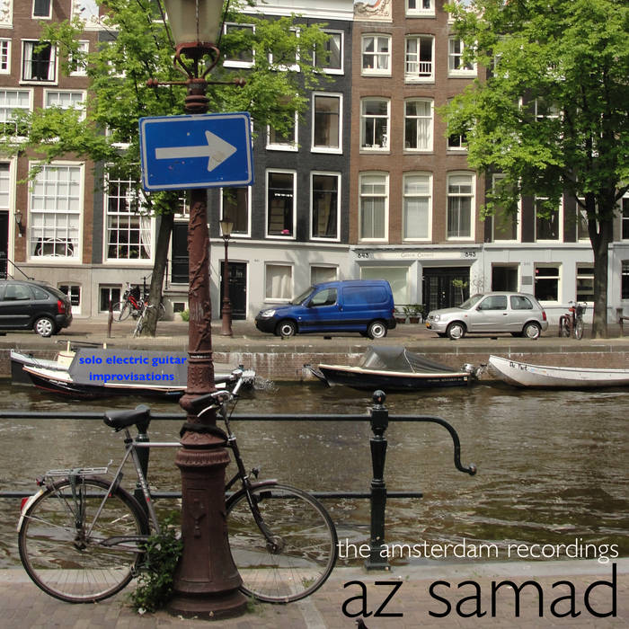 the amsterdam recordings cover art