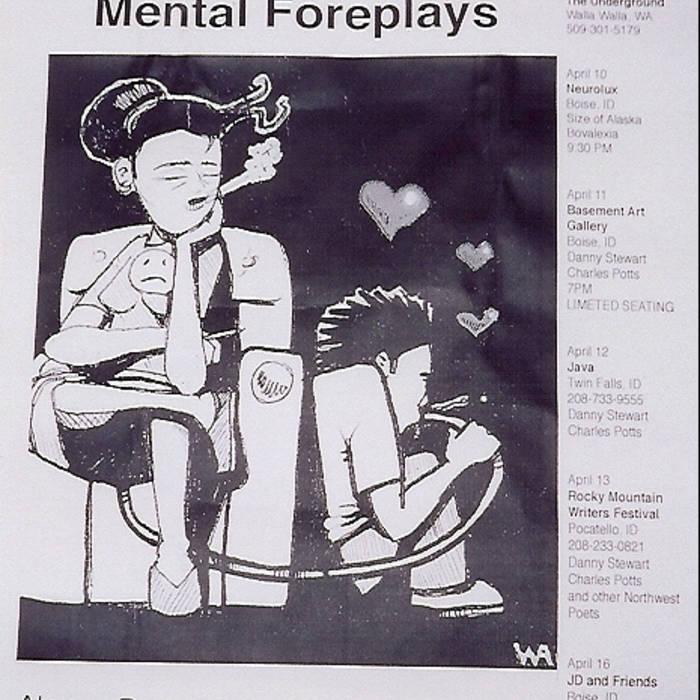 Mechanistic Lover cover art