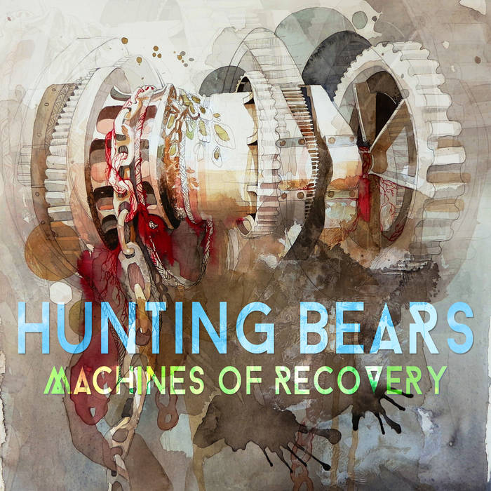 Machines of Recovery cover art
