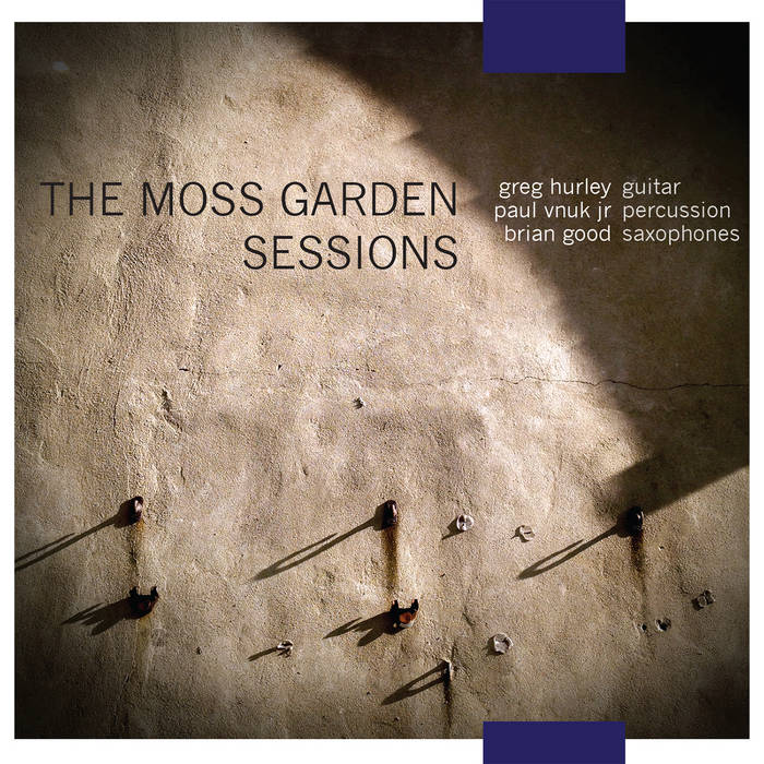 The Moss Garden Sessions cover art