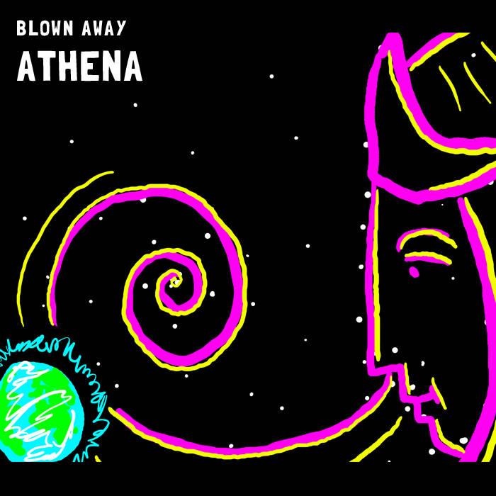 Athena cover art