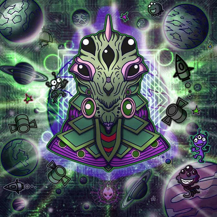 Extrasolar Planets - V.A. (Maniac Psycho Pro - MPPCD006) cover art