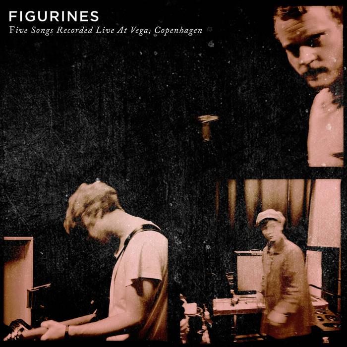 Five Songs Recorded Live At Vega, Copenhagen cover art