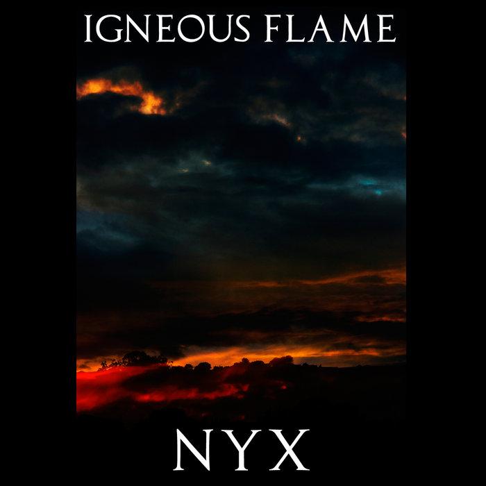 NYX cover art