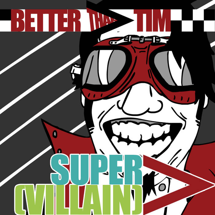 Super(Villain) cover art