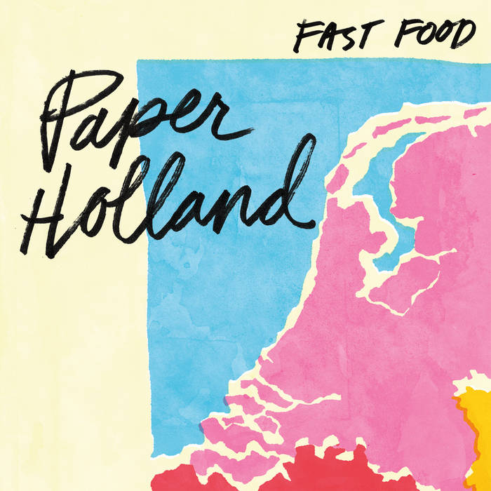 Fast Food cover art