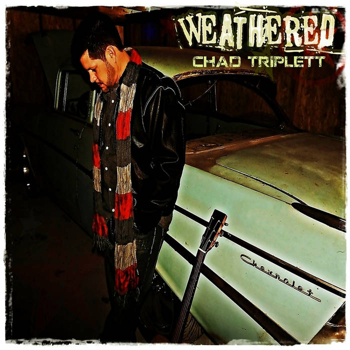 Weathered cover art
